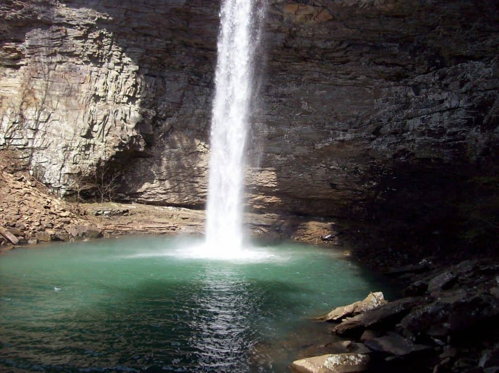 Ozone Falls As Seen On The Jungle Book Movie Tattling