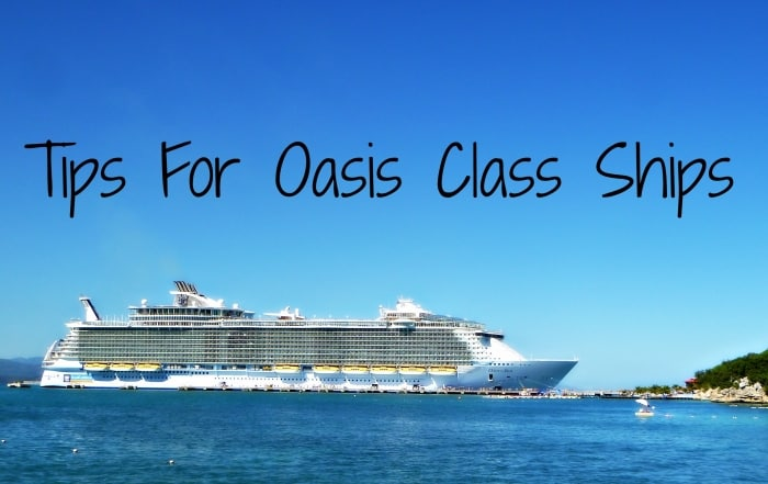 Oasis of the Seas cruise tips