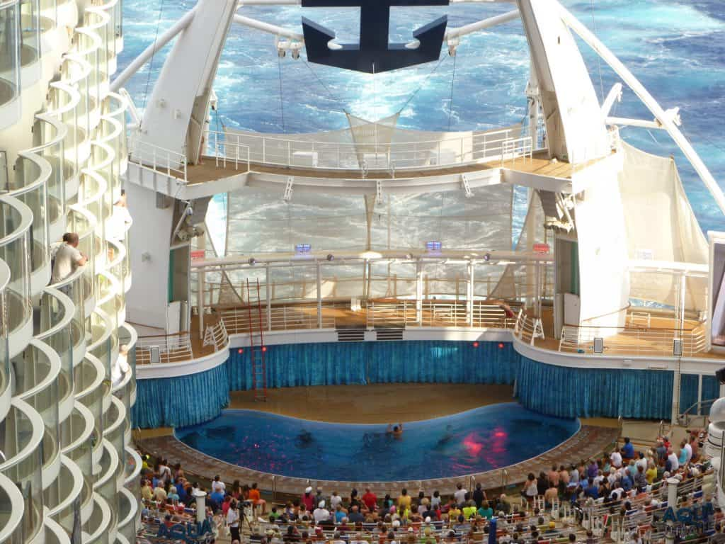 Oasis of the Seas things to do