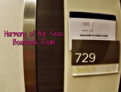 Harmony of the Seas Room 11729