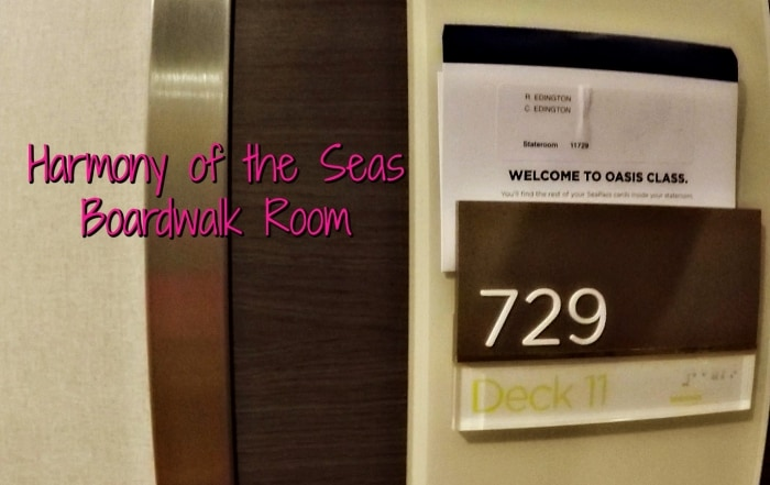 Harmony of the Seas Room 11729