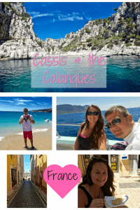 Cassis and the Calanques