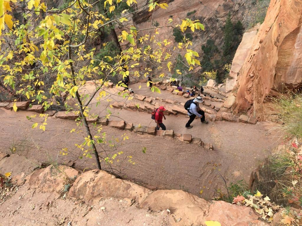 Angel's Landing hike
