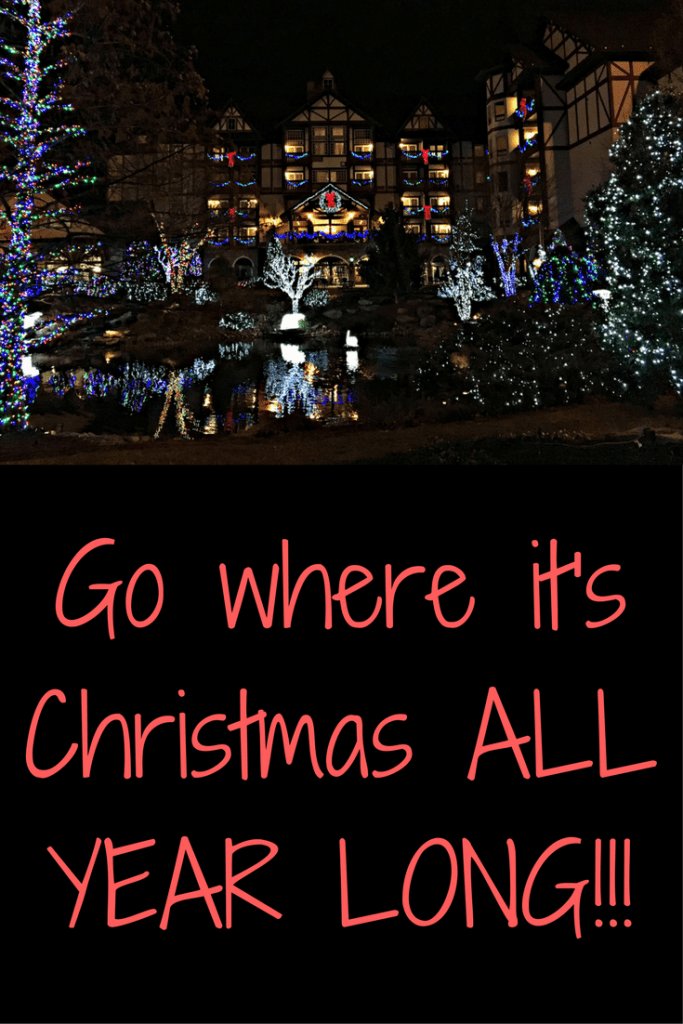The Inn at Christmas Place.