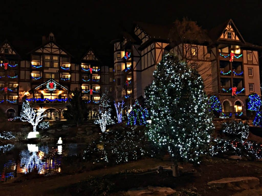 Christmas in Pigeon Forge