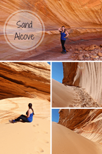 Things to see in North Coyote Buttes