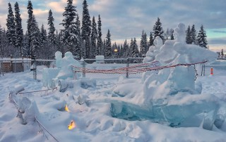 Things to do in the North Pole