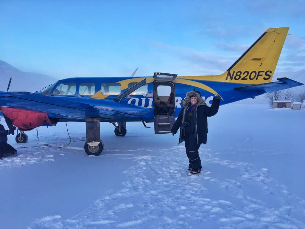 Coldfoot to Fairbanks