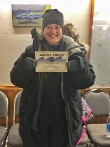 Arctic Circle Certificate