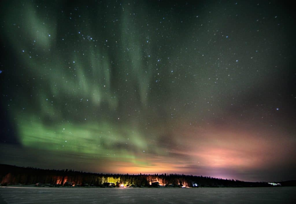 A Weekend Solo Trip to View the Northern Lights Tattling Tourist