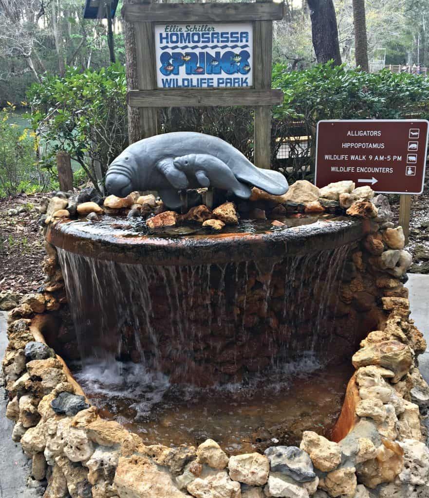 Homosassa wildlife Park