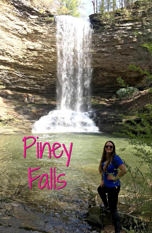 Grandview TN - Piney Falls
