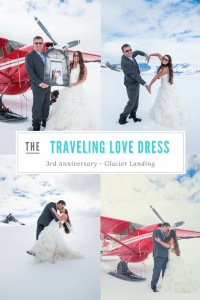 Traveling love dress