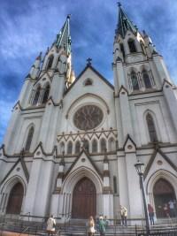 Savannah cathedral