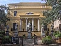 Savannah's buildings