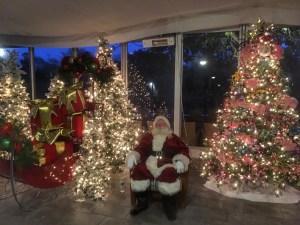 Santa in Savannah