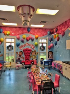 Babyland Party room