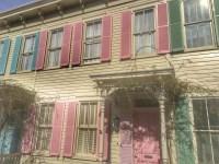 Savannah Rainbow Row