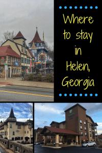 Where to stay in Helen, Georgia
