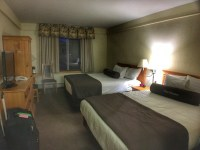 Denali Park Village bedroom