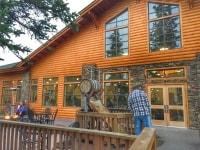 Denali Park Village restaurant