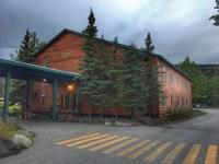 Denali Park Village rooms