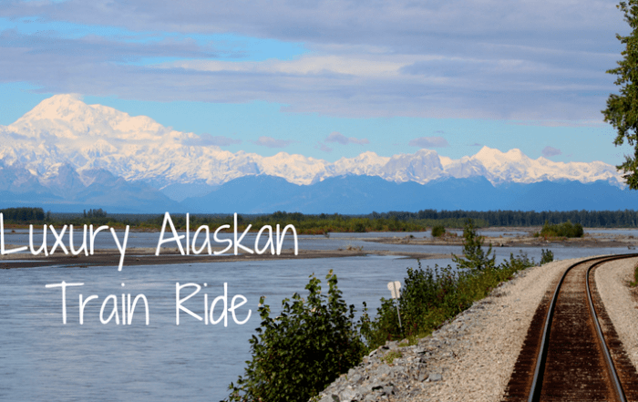 Transportation from Denali to Anchorage, Alaska
