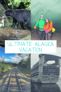 Seattle to Denali vacation